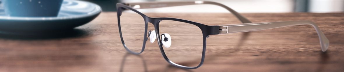 Glassesgallery - Men glasses banner