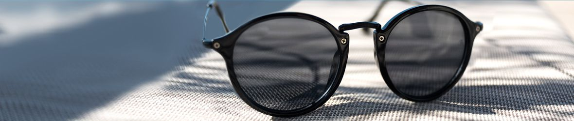 Glassesgallery - Woman sunglasses banner