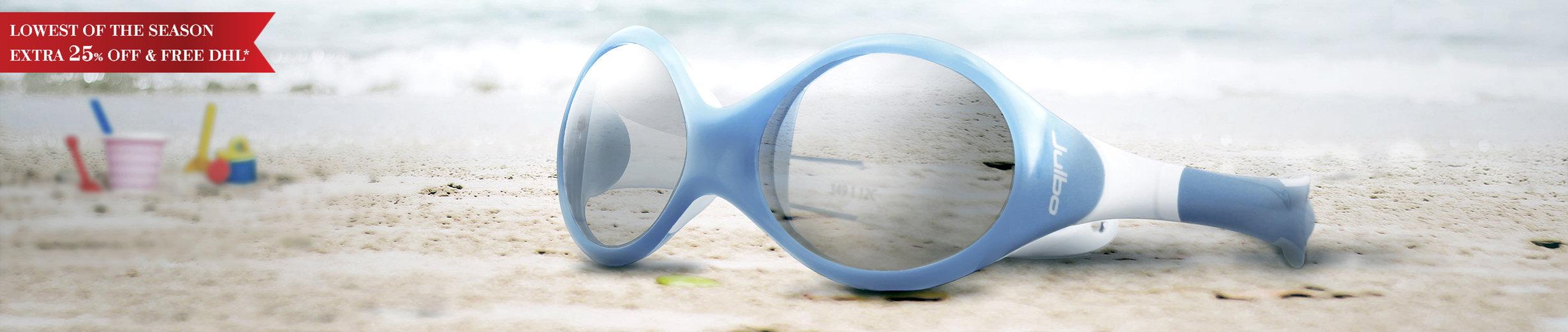 Glassesgallery - Kids sports glasses banner
