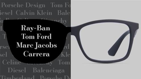 abce2481afba Top Designer Prescription Eyeglasses RX Sunglasses from  32 - Glasses  Gallery