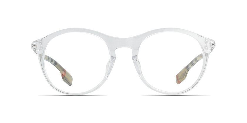 6f0f6d829df9 Burberry B2287F full rim metal / plastic combination transparent eyeglasses  for men | Glasses Gallery