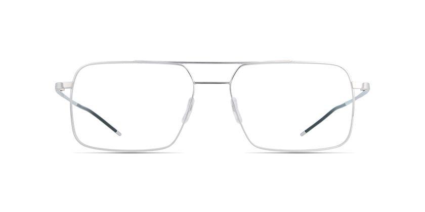 cafceb0228 Gotti DALVY Silver prescription Eyeglasses