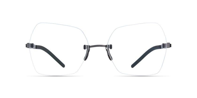 0bf6ec6440 Gotti EF01 Black prescription Eyeglasses