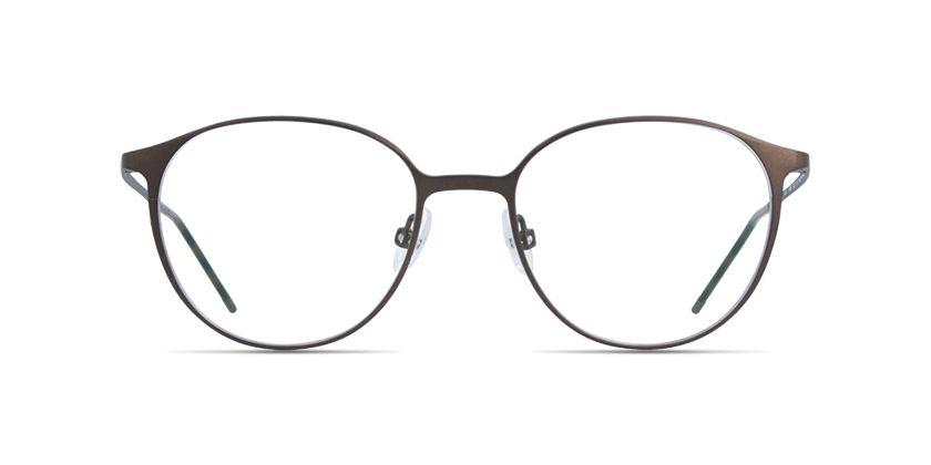 da09597bf7 Gotti LOLI Brown prescription Eyeglasses