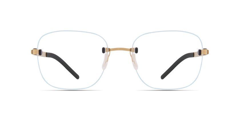 7af9b4f995 Gotti SR01 Black prescription Eyeglasses