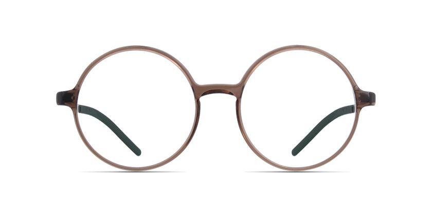 6382bd42a0 Gotti SWAIN Brown prescription Eyeglasses