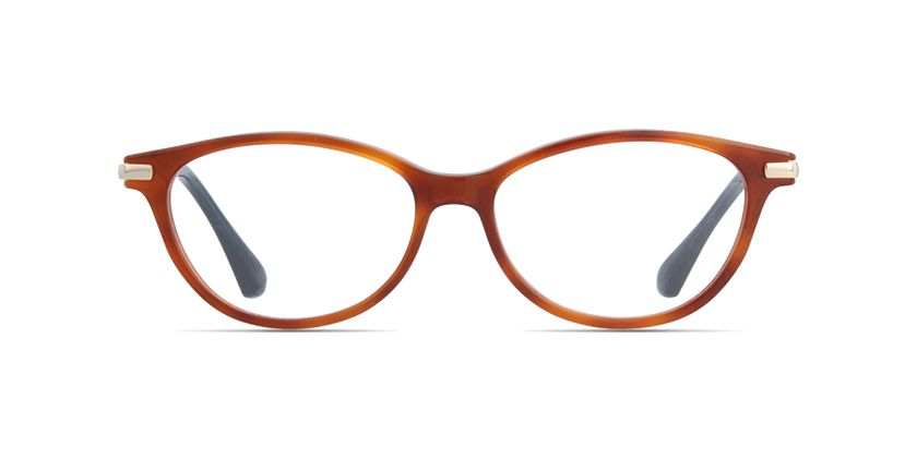 9152e4c876 Jimmy Choo JC153 Brown prescription Eyeglasses