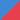 [Matt light blue red]