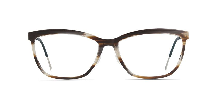 825d52ba876 Lindberg ACETANIUM 1165 Brown prescription Eyeglasses