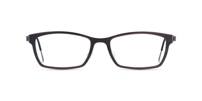 731f74635d7 LINDBERG buffalo titanium 1817 Matt black prescription Eyeglasses