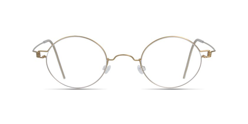 580842879146 Lindberg Rim Corona Gold Prescription Eyegles. To Enlarge