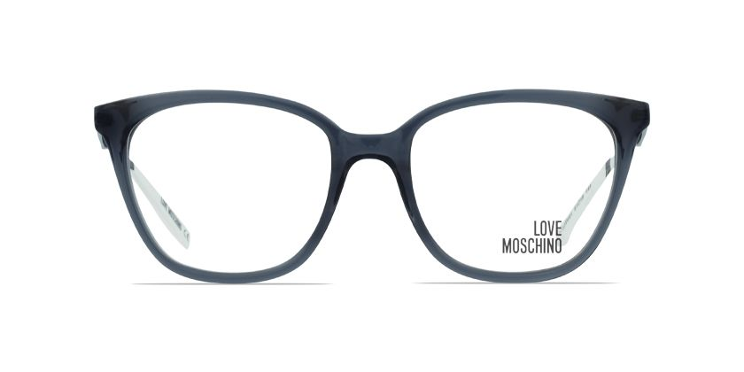 4b8a743d3dc5 Love Moschino ML025 Grey prescription Eyeglasses