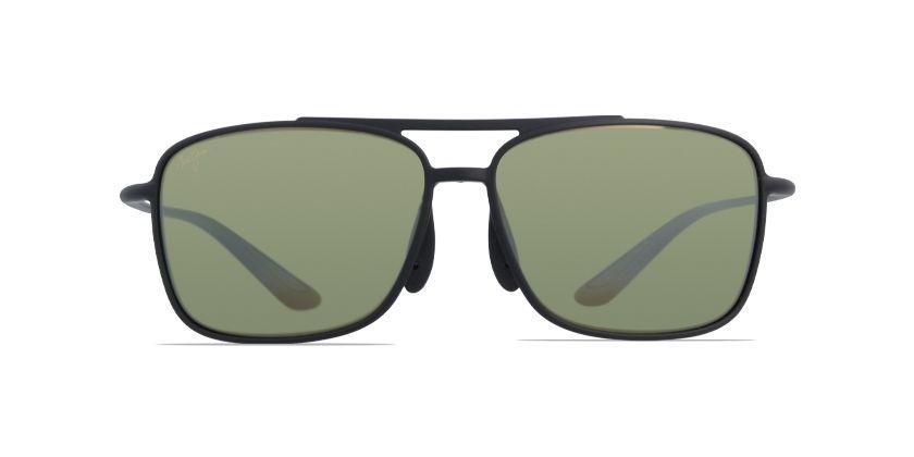 5e5c0314c2f0 Maui Jim KAUPO GAP MJ437 full rim square plastic tortoise sunglasses ...
