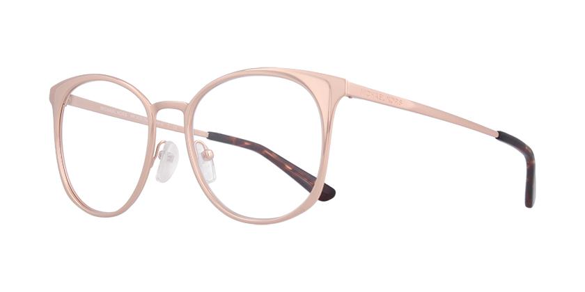 984bf253c1f7 Michael Kors MK3022-1026 Gold prescription Eyeglasses