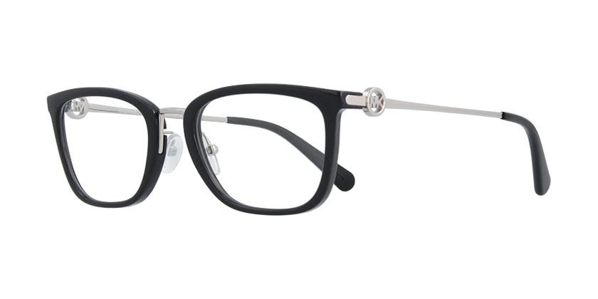 a0394d2c87f3 Michael Kors MK4054-3005 Black prescription Eyeglasses