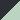 [Black layer crystal light green gun]