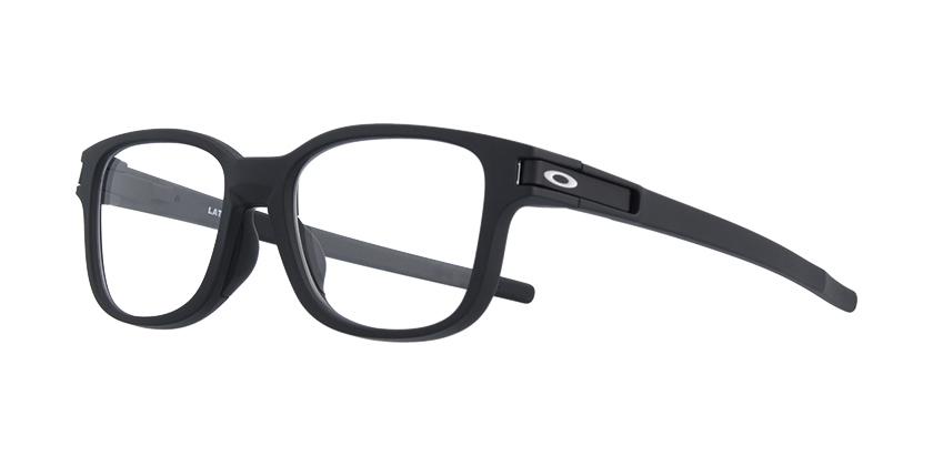 Oakley Latch SS (TruBridge) OX8114 Black prescription Eyeglasses 4e81484e3f14