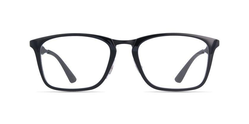 be42e0a315 Ray-Ban Optics RB7131 Black prescription Eyeglasses