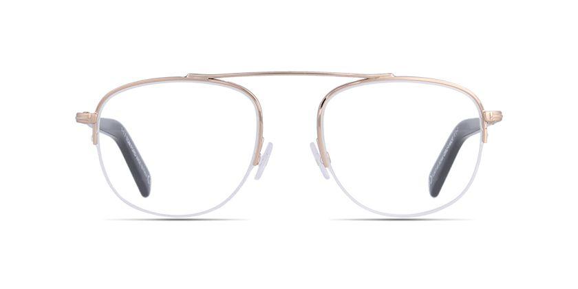 00a37f7d9e1 Tom Ford TF5450 Grey silver prescription Eyeglasses