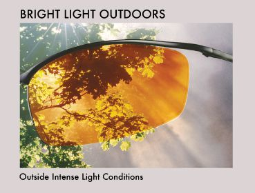 Glassesgallery lens info image - Drivewear outdoors