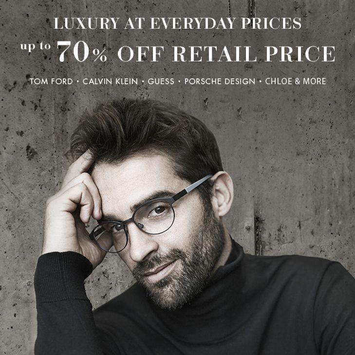 Luxury Eyewear at Everyday Prices