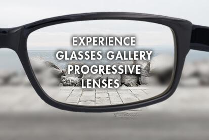 Complete Progressive Glasses at $95
